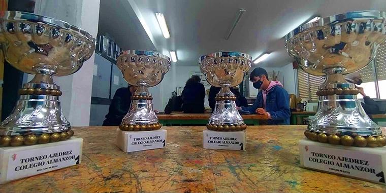 I Torneo de Ajedrez Colegio Almanzor (Navidad 2020)
