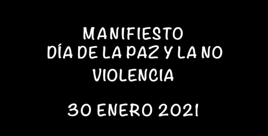 Día escolar de la paz y no violencia